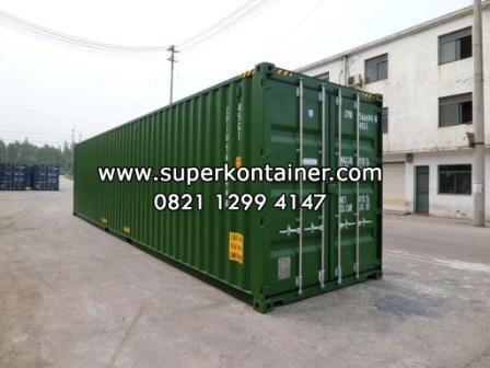 jual container baru brand 40 feet