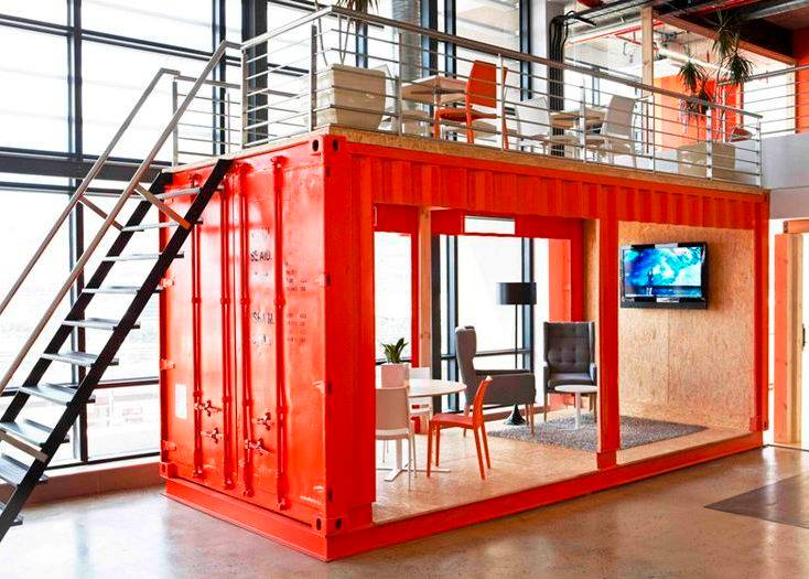 jual container kantor office
