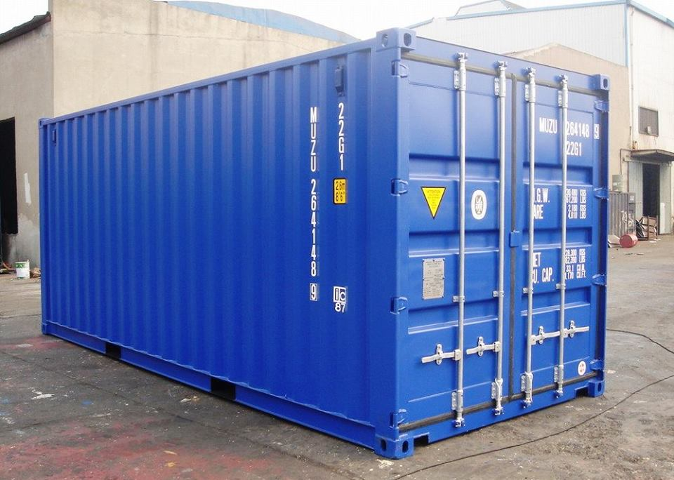 jual dry container